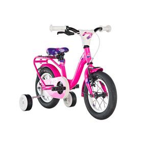 s'cool niXe 12 Børnecykel alloy pink